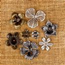 Prima Marketing - Mechanicals - Vintage Mechanicals Flowers